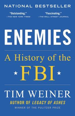 Image for ENEMIES : A HISTORY OF THE FBI