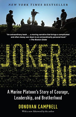 Image for Joker One: A Marine Platoon's Story of Courage, Leadership, and Brotherhood