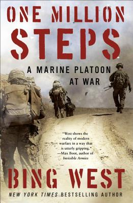 Image for One Million Steps: A Marine Platoon at War