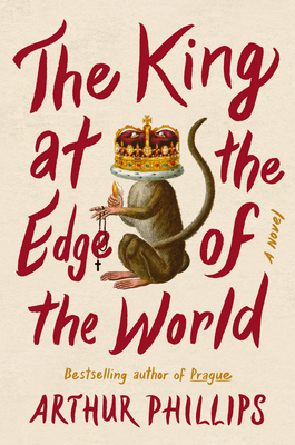 Image for KING AT THE EDGE OF THE WORLD