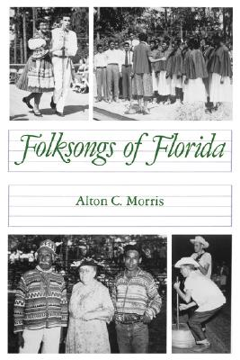 Image for Folksongs of Florida (Florida Sand Dollar Books)