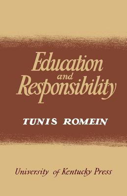 Education and Responsibility, Romein, Tunis