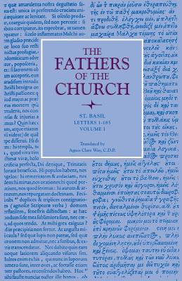 Image for St. Basil : Letters, Volume 1 (1-185) (Fathers of the Church 13)