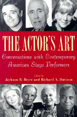 Image for The Actor's Art: Conversations with Contemporary American Stage Performers