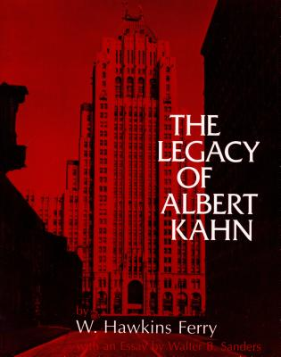 Image for The Legacy of Albert Kahn (Great Lakes Books Series)