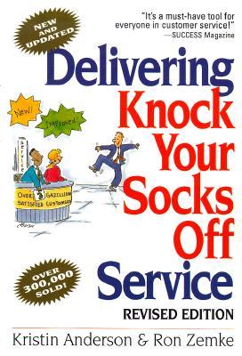 Image for Delivering Knock Your Socks Off Service