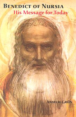 Image for Benedict of Nursia: His Message for Today
