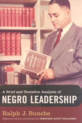 Image for A Brief and Tentative Analysis of Negro Leadership