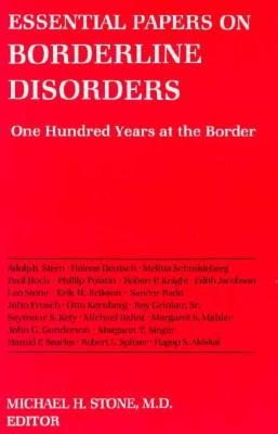 Image for Essential Papers on Borderline Disorders (Essential Papers in Psychoanalysis)