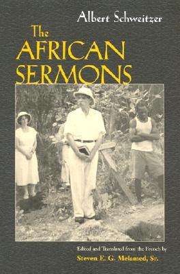 Image for Albert Schweitzer's African Sermon (Albert Schweitzer Library)