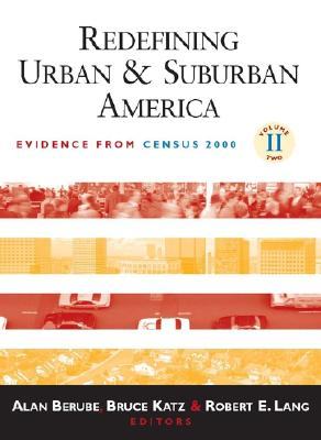 Image for Redefining Urban and Suburban America: Evidence from Census 2000