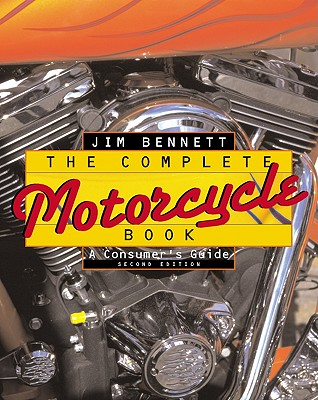 Image for Complete Motorcycle Book: A Consumer's Guide