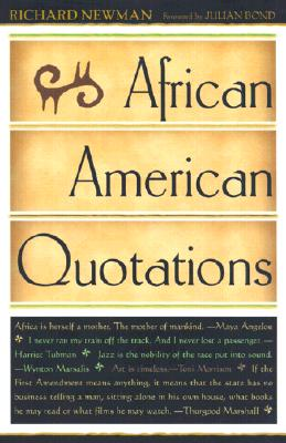 Image for African American Quotations