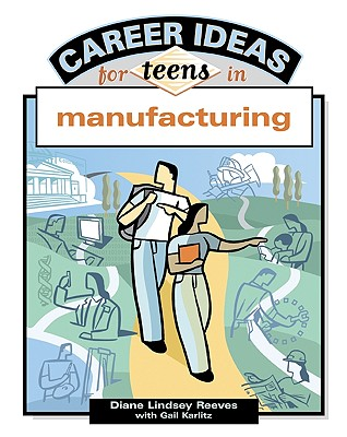 Image for Career Ideas For Teens In Manufacturing