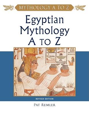 Image for Egyptian Mythology a to Z