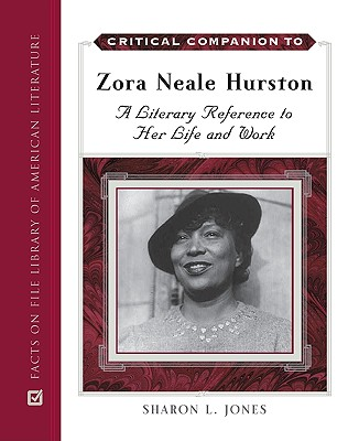 Image for Critical Companion to Zora Neale Hurston