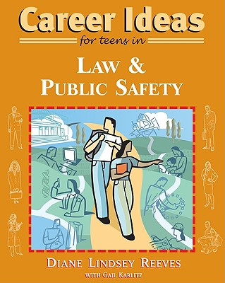 Image for Career Ideas for Teens in Law and Public Safety