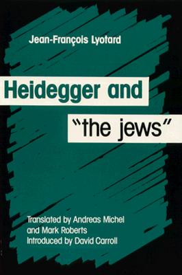 Image for Heidegger and the Jews