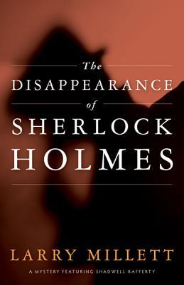 Disappearance of Sherlock Holmes (Fesler-Lampert Minnesota Heritage), Millett, Larry