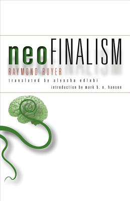 Image for Neofinalism (Posthumanities)