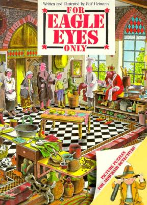 Image for For Eagle Eyes Only (Super Sleuth Puzzles Series)