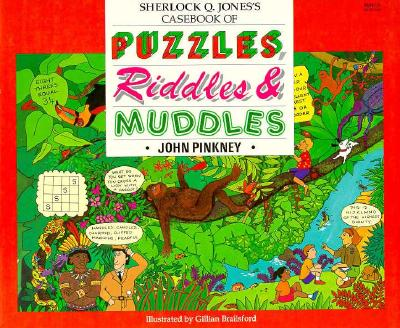 Image for PUZZLES RIDDLES AND MUDDLES