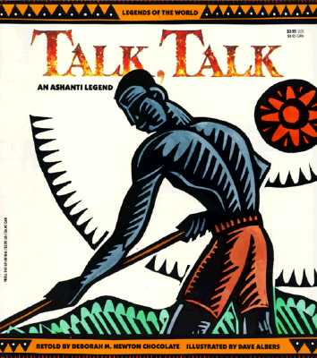 Image for Talk Talk - Pbk (Legends of the World)