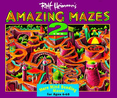 Image for Amazing Mazes 2