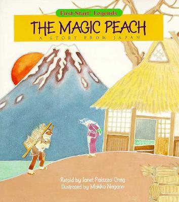Image for Magic Peach - Pbk (First-Start Legends)