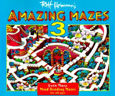 Image for Amazing Mazes 3