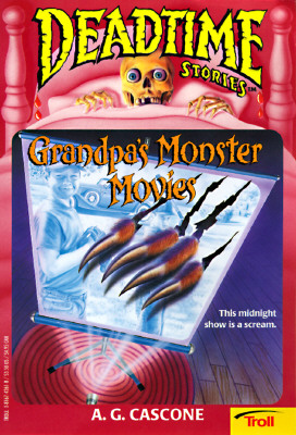 Image for Grandpa's Monster Movies (Deadtime Stories , No 10)