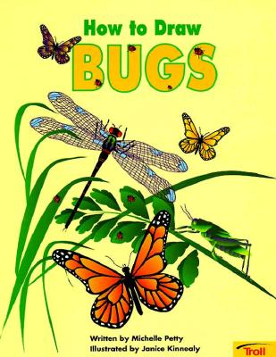 Image for HOW TO DRAW BUGS