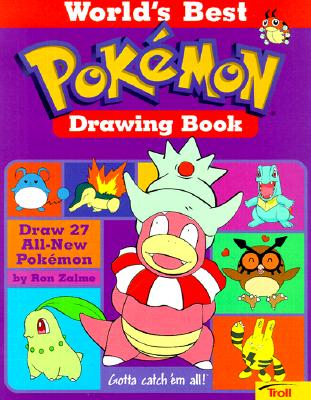 Image for World'S Best Pokemon Drawing Book