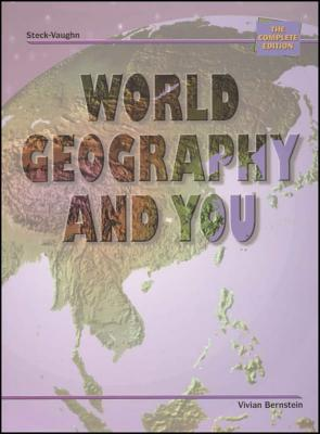 Image for Steck-Vaughn World Geography & You: Student Workbook 1997