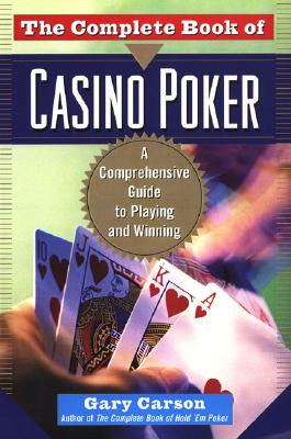 Image for The Complete Book Of Casino Poker