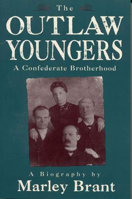 Image for The Outlaw Youngers: A Confederate Brotherhood