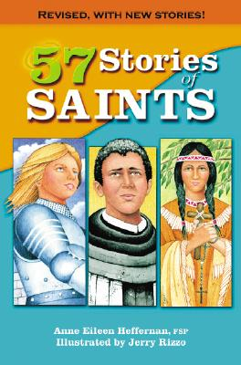 Image for 57 Stories of Saints