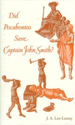 Image for Did Pocahontas Save Captain John Smith?