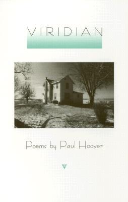 Image for Viridian (Contemporary Poetry (Univ of Georgia Paperback))