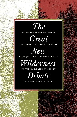 Image for Great New Wilderness Debate