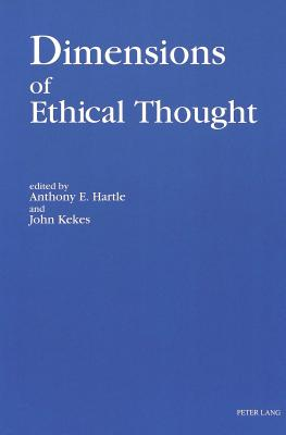 Image for DIMENSIONS OF ETHICAL THOUGHT