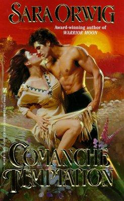 Image for Comanche Temptation