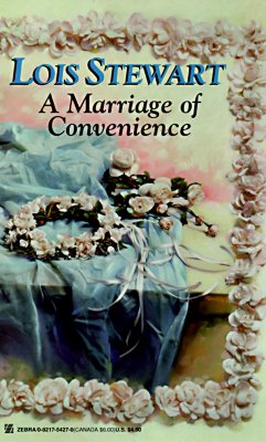 Image for MARRIAGE OF CONVENIENCE, A