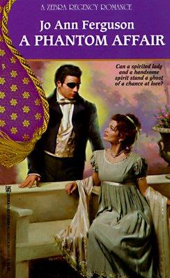 Image for A Phantom Affair (Zebra Regency Romance)
