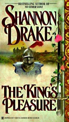 Image for The King's Pleasure (Zebra Books)