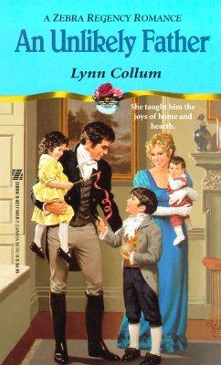 Image for An Unlikely Father (Zebra Regency Romance)