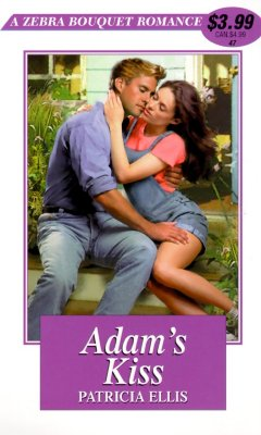 Image for Adam's Kiss (Zebra Bouquet Romances)
