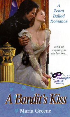 Image for Midnight Mask: A Bandit's Kiss (Midnight Mask)