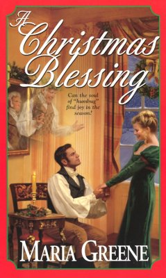 A Christmas Blessing (Zebra Regency Romance), Greene Maria