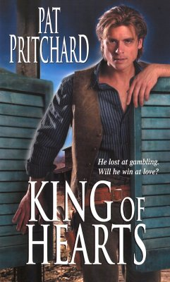 King Of Hearts: The Gamblers (Zebra Ballad Romance), Pat Pritchard